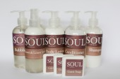 Picture of our Lavender SOUL Range
